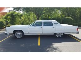 1977 Lincoln Town Car (CC-1227912) for sale in Elkhart, Indiana