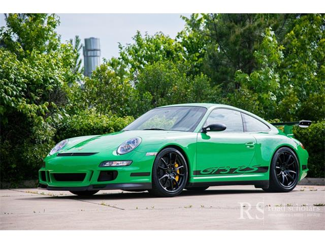2007 Porsche 911 (CC-1227927) for sale in Raleigh, North Carolina