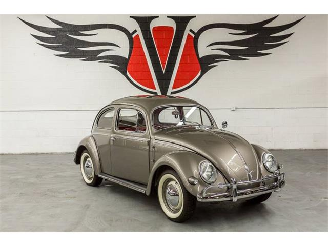 1956 Volkswagen Beetle (CC-1227938) for sale in San Diego, California