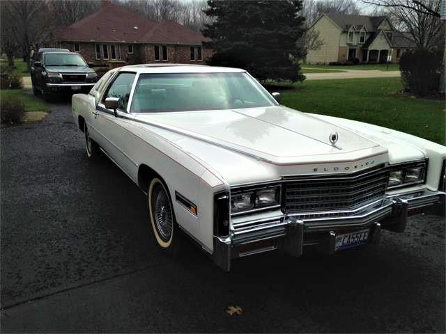 1978 Cadillac Eldorado Biarritz (CC-1227950) for sale in TROY, Ohio
