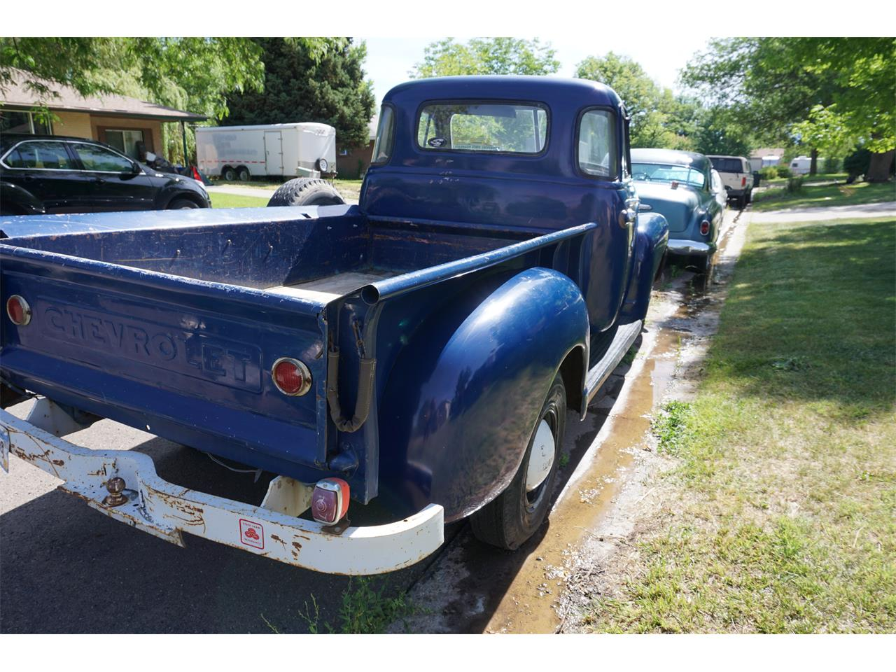 1953 Chevrolet 5-Window Pickup (CC-1227974) for sale in Grand Junction, Colorado