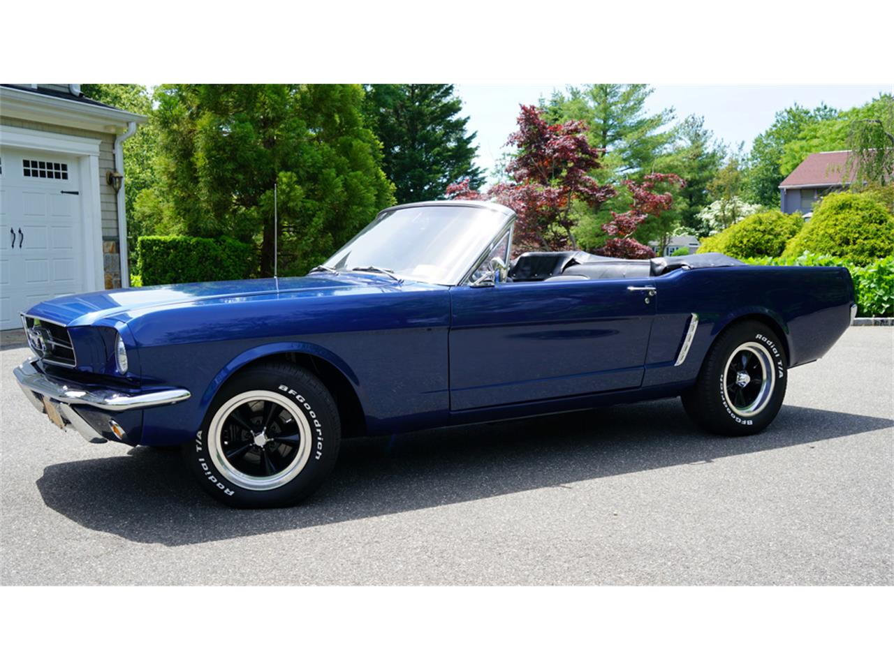 Old Mustangs For Sale >> 1965 Ford Mustang For Sale Classiccars Com Cc 1228004