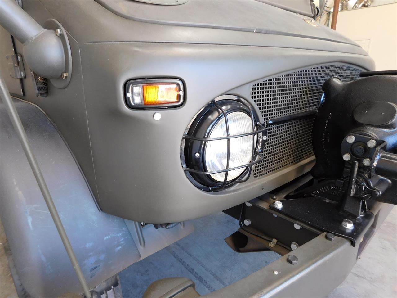 1963 Mercedes-Benz Unimog (CC-1228016) for sale in Scottsdale, Arizona