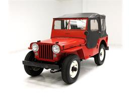 1947 Willys Jeep (CC-1228054) for sale in Morgantown, Pennsylvania