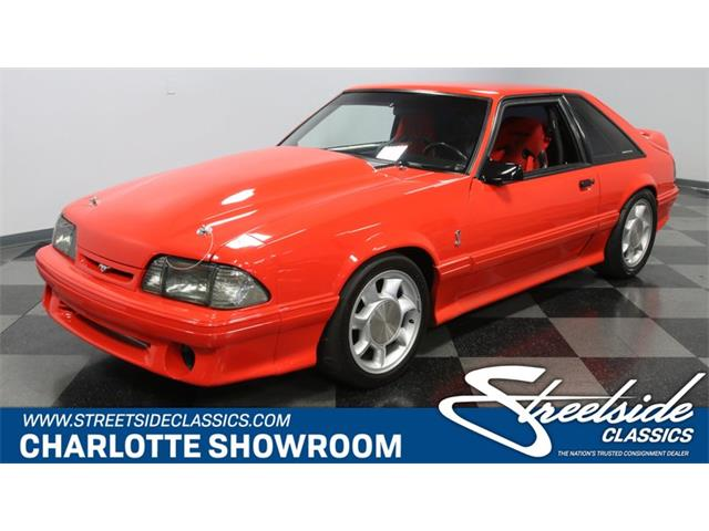 1993 Ford Mustang (CC-1228062) for sale in Concord, North Carolina