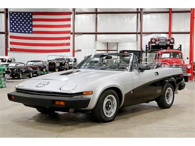 1980 Triumph TR7 (CC-1228067) for sale in Kentwood, Michigan