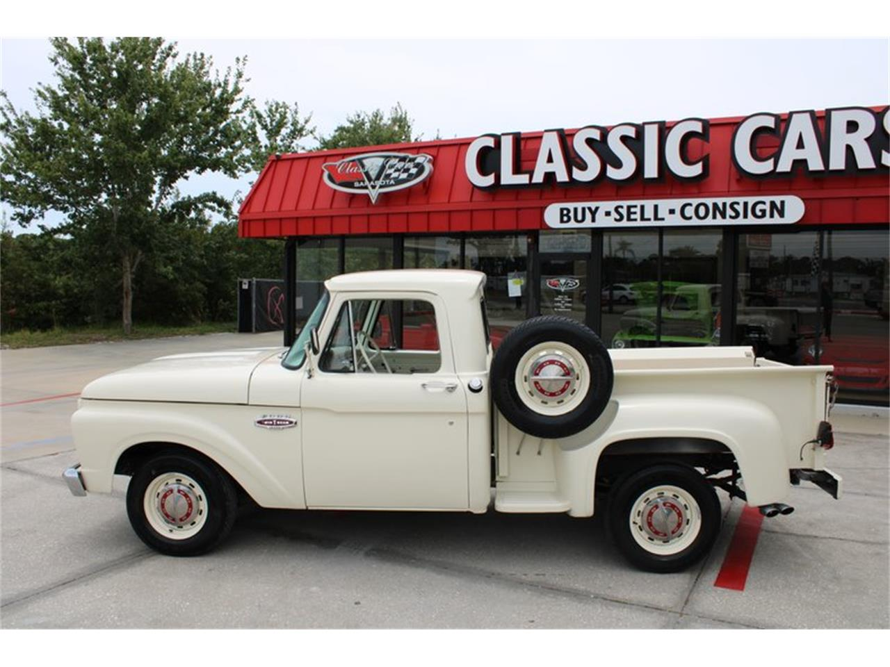 1966 Ford F100 (CC-1228196) for sale in Sarasota, Florida