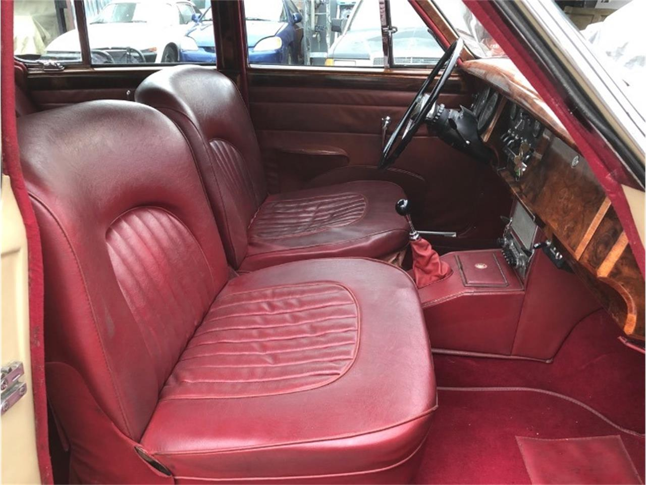 1967 Jaguar Mark II (CC-1220082) for sale in Los Angeles, California