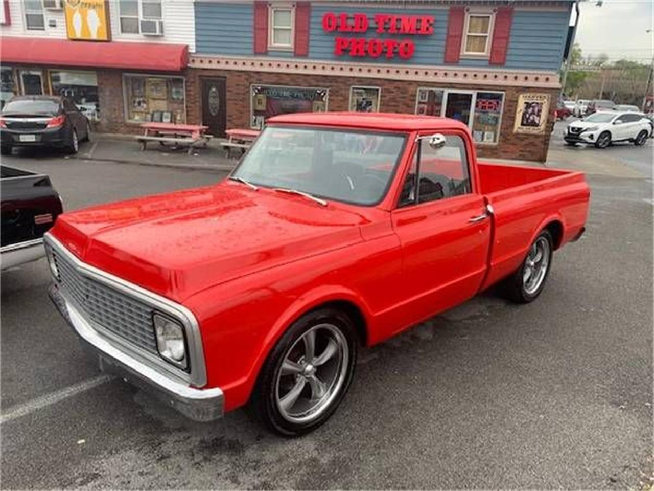 1971 Chevrolet Pickup (CC-1228218) for sale in Cadillac, Michigan