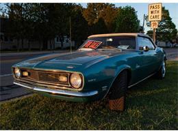 1968 Chevrolet Camaro (CC-1228231) for sale in Cadillac, Michigan