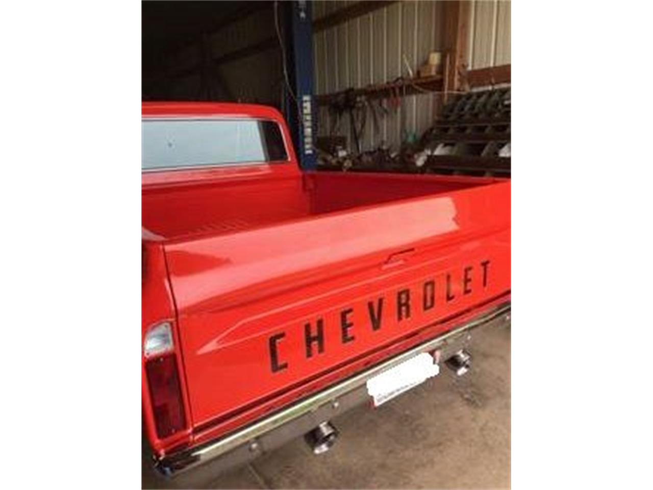 1968 Chevrolet C10 (CC-1228232) for sale in Cadillac, Michigan