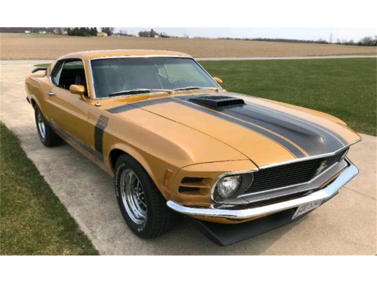 1970 Ford Mustang (CC-1228238) for sale in Cadillac, Michigan
