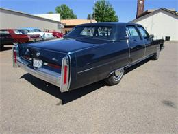 1975 Cadillac Fleetwood Brougham (CC-1228239) for sale in Stanley, Wisconsin