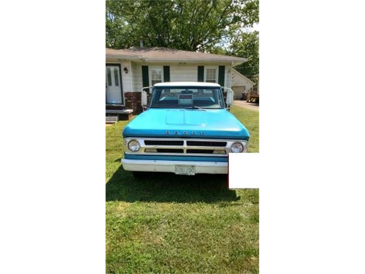 1971 Dodge D100 (CC-1228240) for sale in Cadillac, Michigan