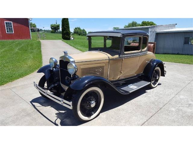 1931 Ford Model A (CC-1228264) for sale in Cadillac, Michigan