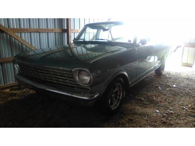 1963 Chevrolet Chevy II (CC-1228287) for sale in Cadillac, Michigan
