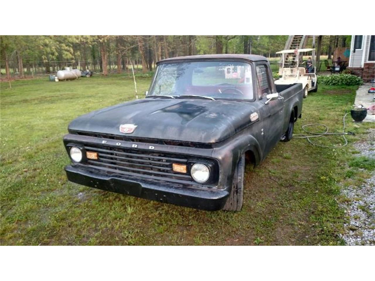 1963 Ford Pickup (CC-1228294) for sale in Cadillac, Michigan