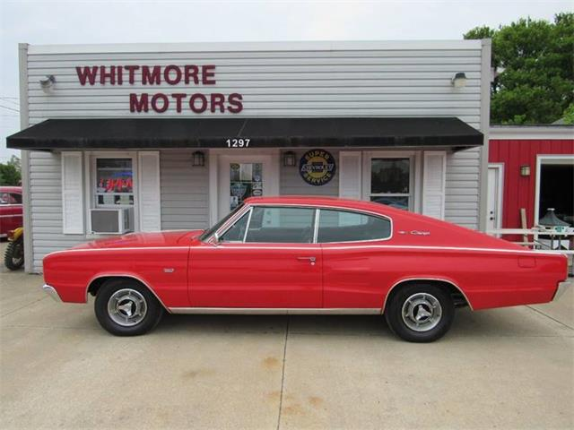 1966 Dodge Charger (CC-1228327) for sale in Ashland, Ohio