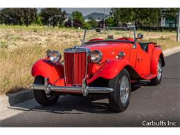 1952 MG TD (CC-1228328) for sale in Concord, California