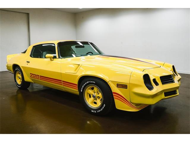 1980 Chevrolet Camaro (CC-1228329) for sale in Sherman, Texas