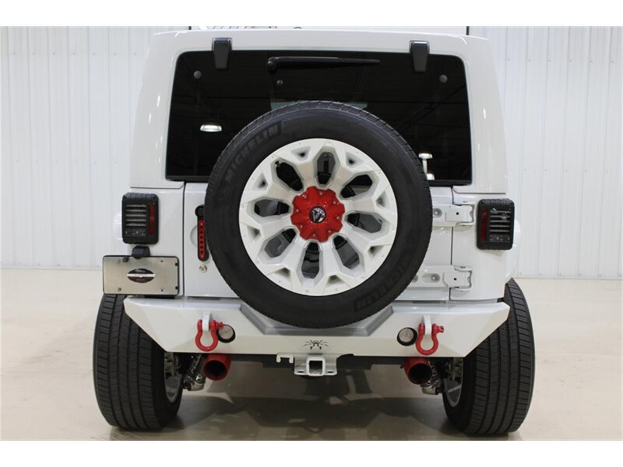 2018 Jeep Wrangler (CC-1228339) for sale in Fort Wayne, Indiana