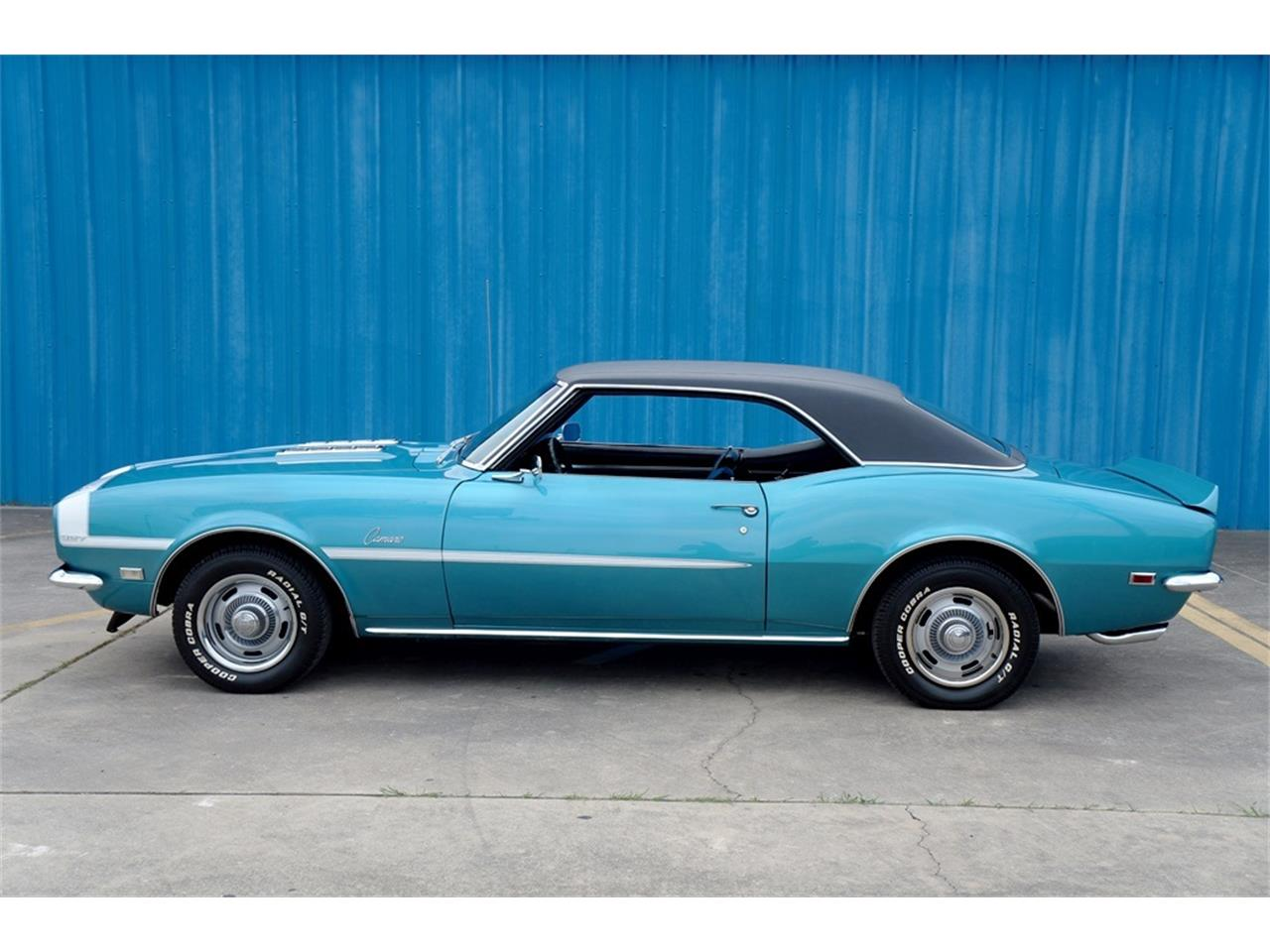 1968 Chevrolet Camaro (CC-1228345) for sale in New Braunfels, Texas