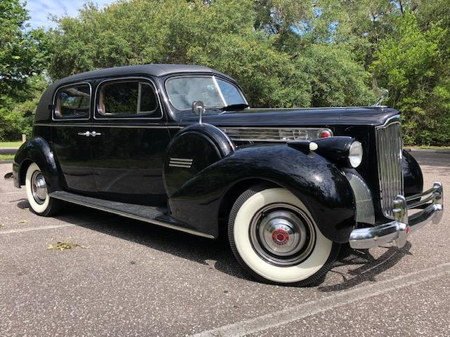 1940 Packard Super Eight