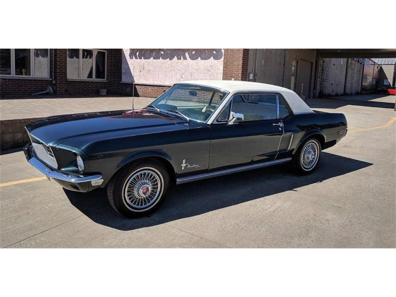 1968 Ford Mustang (CC-1228428) for sale in Roseville, Minnesota