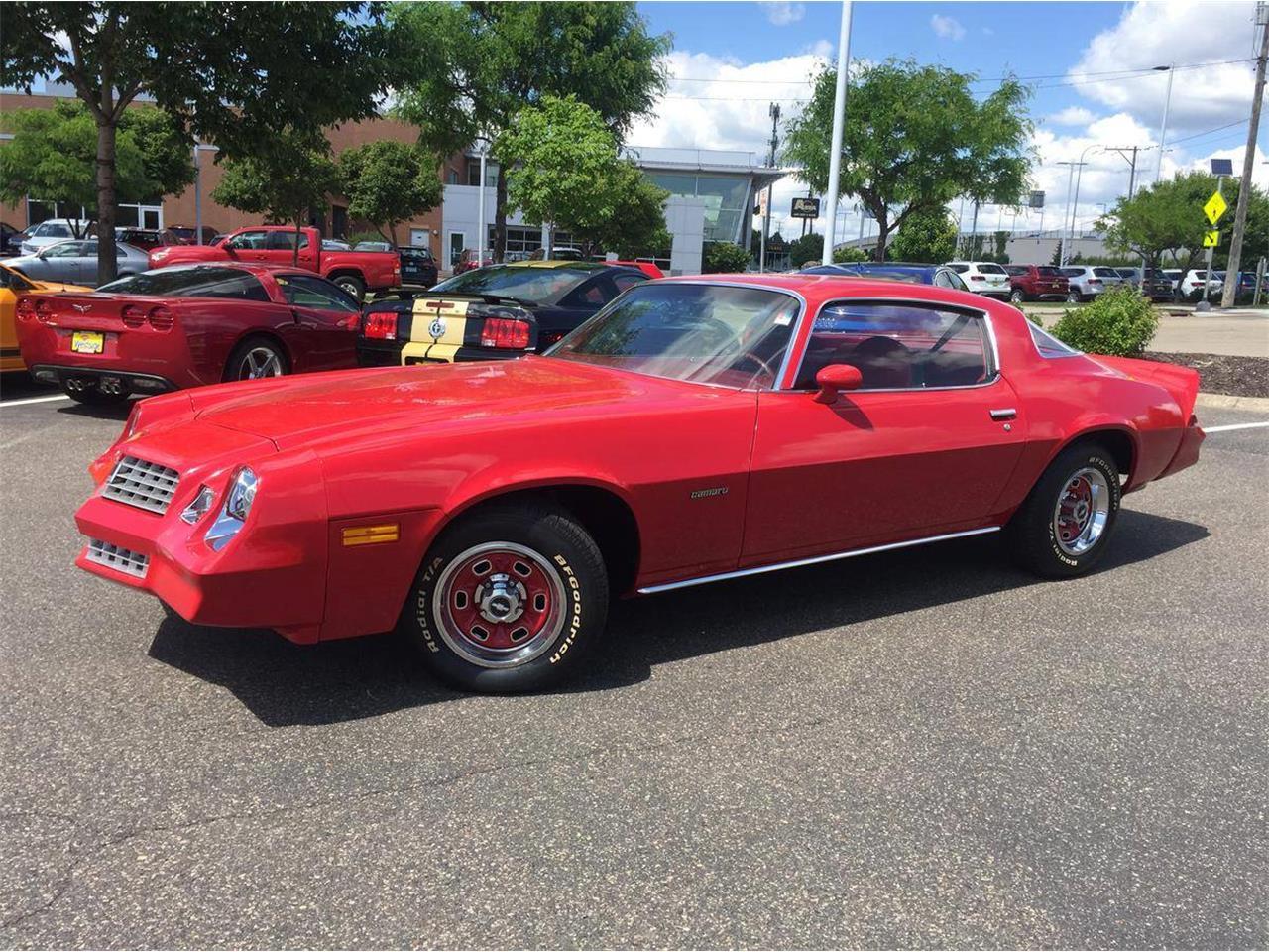 1978 Chevrolet Camaro (CC-1228458) for sale in Roseville, Minnesota