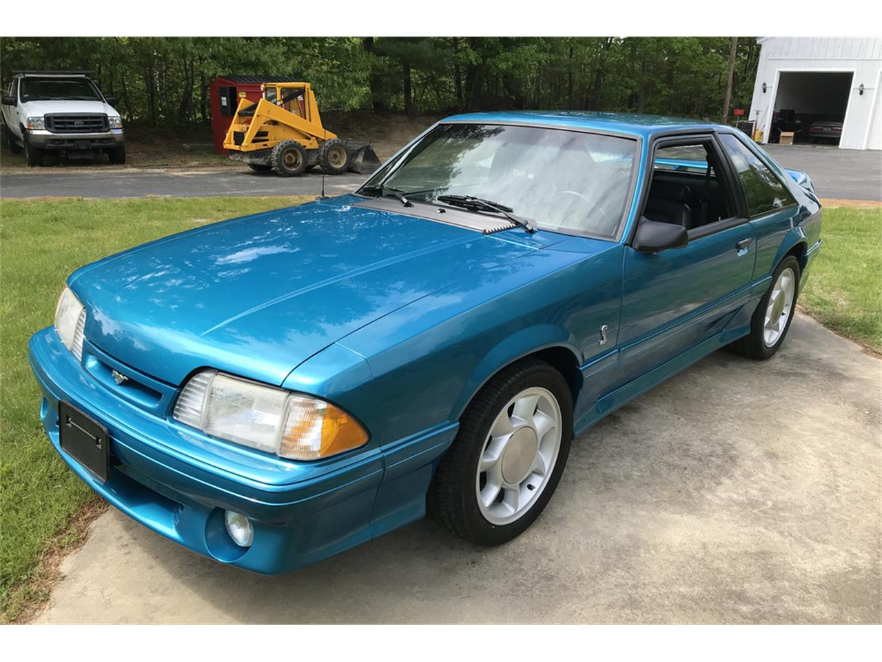 1993 Ford Mustang for Sale | ClassicCars.com | CC-1228573