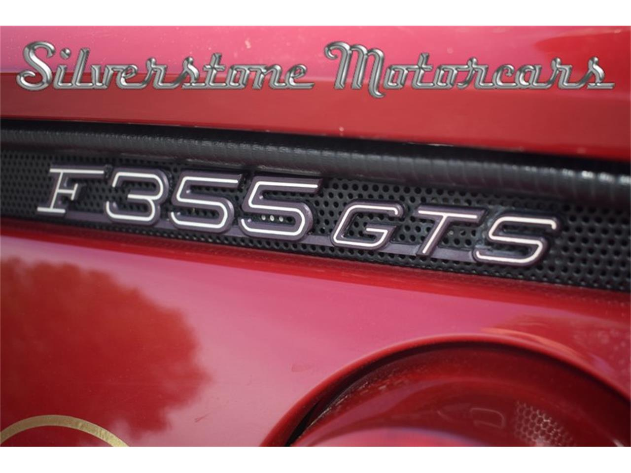 1995 Ferrari F355 (CC-1228602) for sale in North Andover, Massachusetts