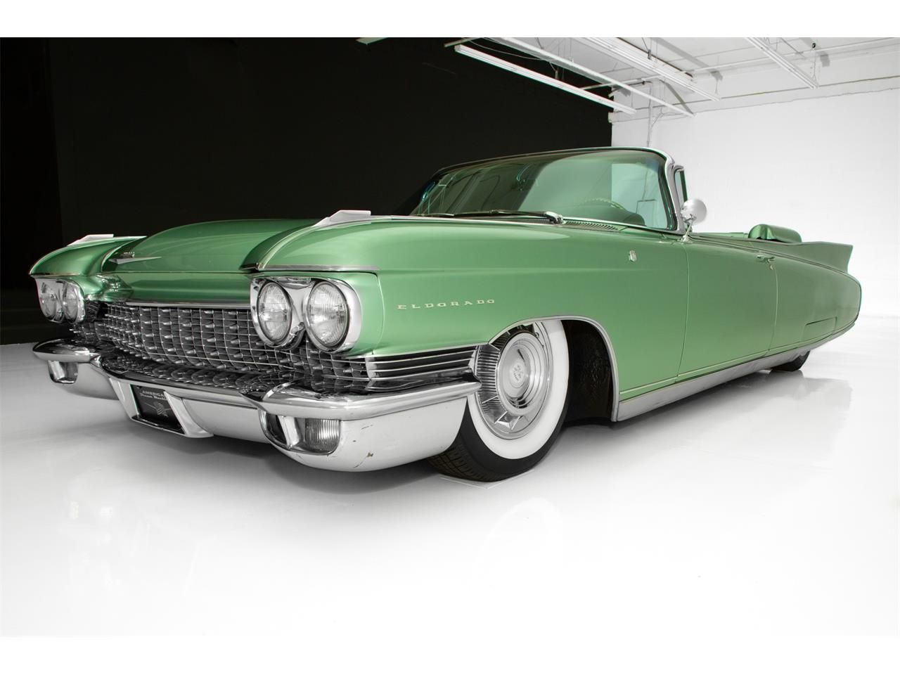 1960 Cadillac Eldorado Biarritz (CC-1228668) for sale in Des Moines, Iowa