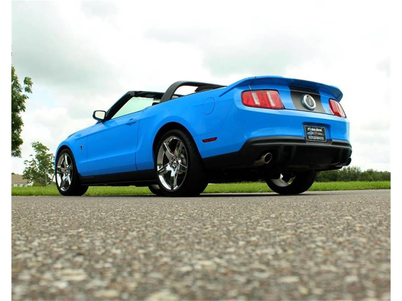 2010 Ford Mustang (CC-1228679) for sale in Clearwater, Florida