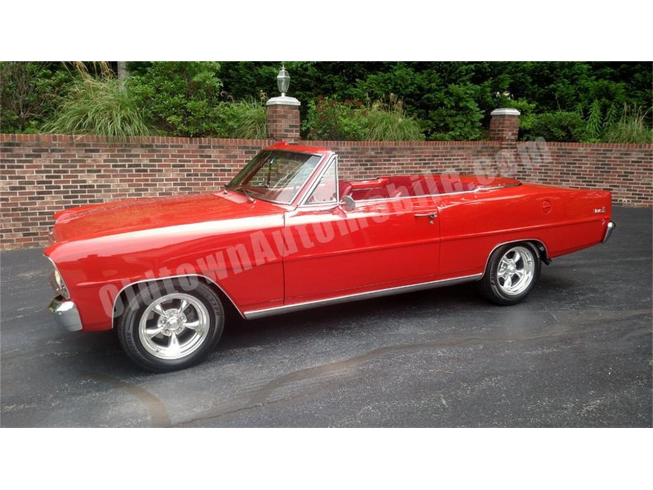1966 Chevrolet Nova (CC-1228727) for sale in Huntingtown, Maryland