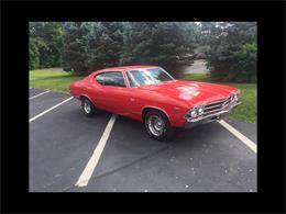 1969 Chevrolet Chevelle (CC-1228741) for sale in Paris , Kentucky