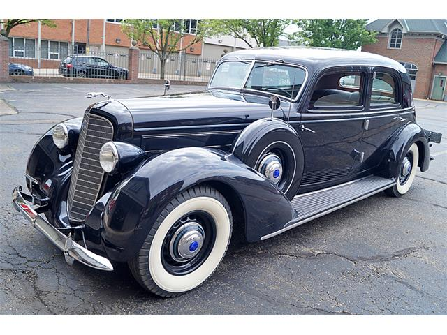 1936 Lincoln K V-12 (CC-1228760) for sale in Canton, Ohio