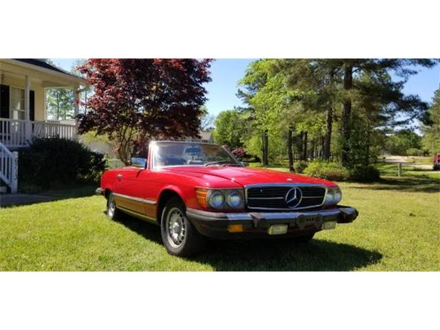 1981 Mercedes-Benz 380SL (CC-1228773) for sale in Raleigh, North Carolina