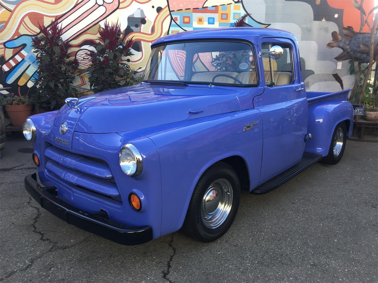 1955 Dodge 1/2 Ton Pickup (CC-1228789) for sale in oakland, California