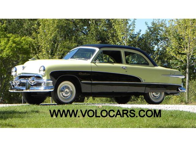 1951 Ford Crestline (CC-1228841) for sale in Volo, Illinois