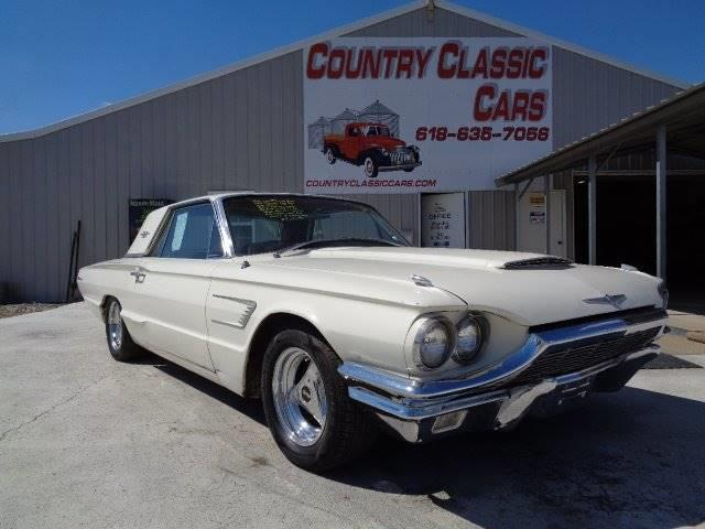 1965 Ford Thunderbird (CC-1228865) for sale in Staunton, Illinois
