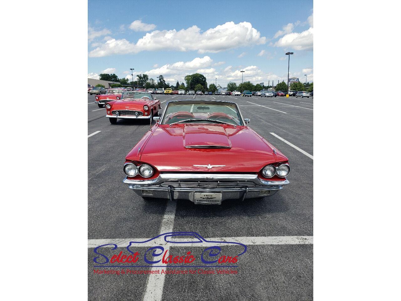 1965 Ford Thunderbird (CC-1228873) for sale in Hiram, Georgia