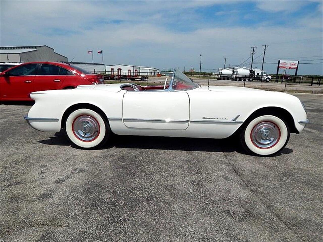 1954 Chevrolet Corvette (CC-1228892) for sale in Wichita Falls, Texas