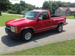 1992 Chevrolet Silverado (CC-1228969) for sale in Cadillac, Michigan