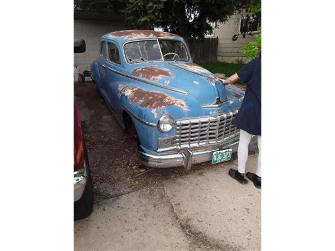 1947 Dodge Deluxe (CC-1228973) for sale in Cadillac, Michigan