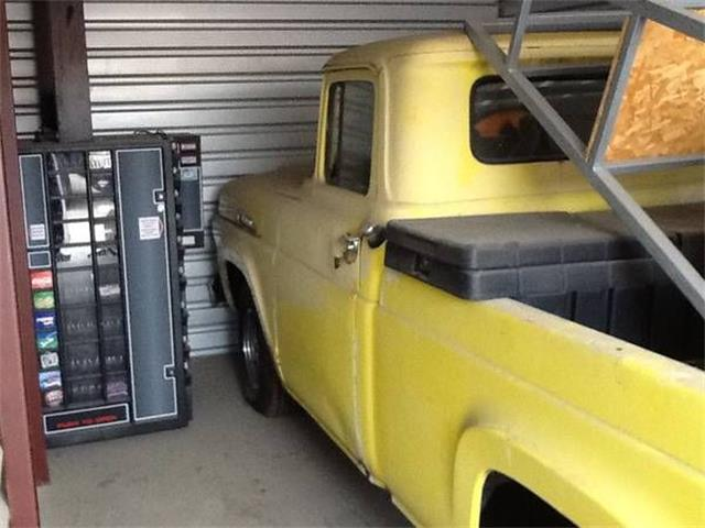 1959 Ford F100 (CC-1228983) for sale in Cadillac, Michigan
