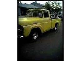 1959 Ford F100 (CC-1228983) for sale in Cadillac, Michigan