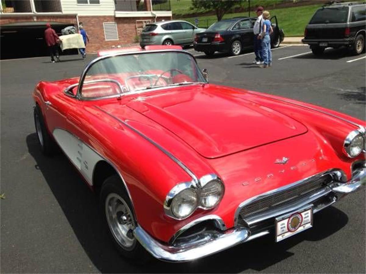 1961 Chevrolet Corvette (CC-1228985) for sale in Cadillac, Michigan
