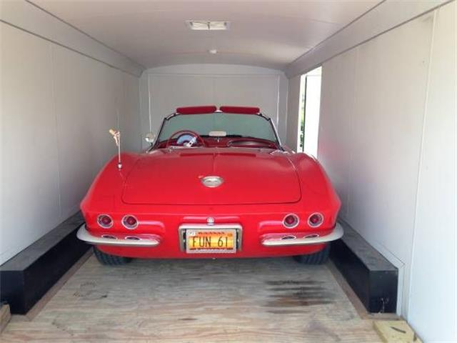 1961 Chevrolet Corvette (CC-1228985) for sale in Cadillac, Michigan