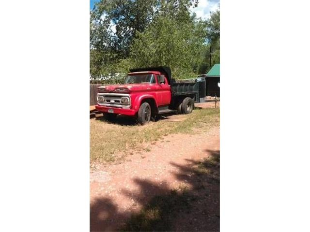 1961 Chevrolet Dump Truck (CC-1228988) for sale in Cadillac, Michigan