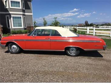 1962 Ford Galaxie 500 (CC-1228991) for sale in Cadillac, Michigan